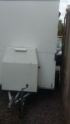 used catering trailers for sale suitable for ice cream or coffee van