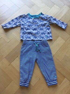 Baby Boys Joules Pyjamas Age 6-9 Months