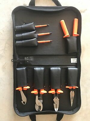 Klein 33526 Electrical Insulated Tool Set