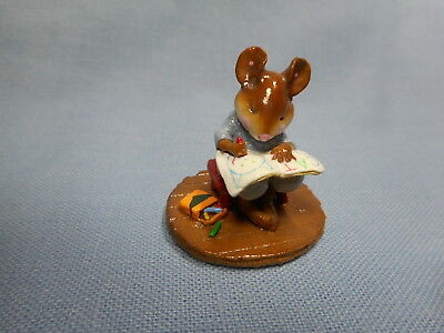 Wee Forest Folk Struggling Artist   M-208