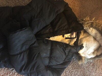 Girls Justice winter coat size 14