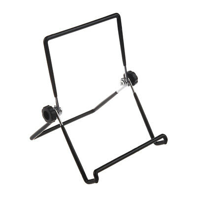 Ipad Tablet and Book Kitchin Stand Reading Rest Adjustable Cookbook Holder  I2J9