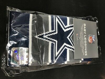 NFL Dallas Cowboys Baby Legwarmers (LW7003) Football Legwarmers