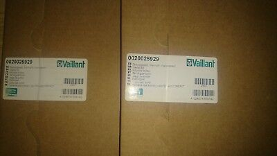 20x Vaillant Wartungs Set OVP 100% Original  0020025929  Wartungsset 1