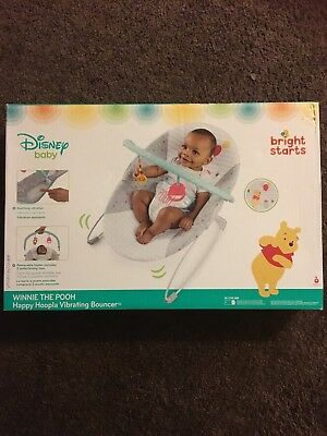 bright starts winnie the pooh baby bouncer