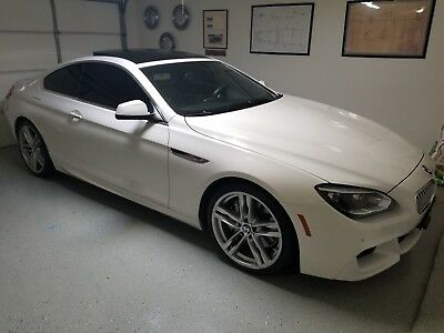 2012 BMW 6-Series 650I Coupe, M sport, fully loaded 2012 BMW 650i M Sport