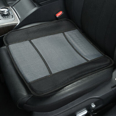 Car Seat Protector Cushion Black Front Cover Universal For Summer