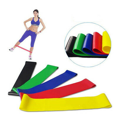 Booty Maxx Home Workout Exercise Equipment Resistance Band Technology
