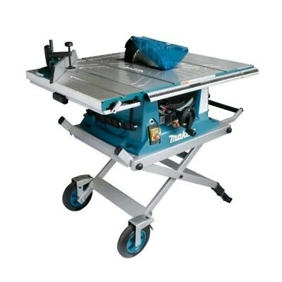 Makita MLT100 Site Saw 240V with stand