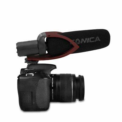 Electric Super-Cardioid Directional Condenser Microphone for Video Device AW