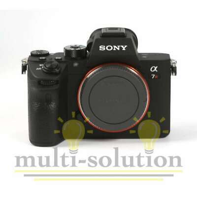 Véritable Sony Alpha a7R III Mirrorless Digital Camera Body Only