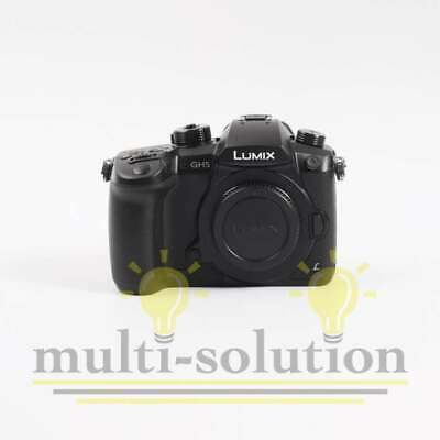Véritable Panasonic Lumix DC-GH5 Mirrorless Digital Camera (Body Only)