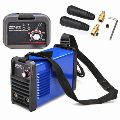 ZX7-200 Welding Machine DC Inverter MMA Welder 220V