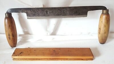 Vintage  Draw Knife Cornelius Whitehouse & Sons Cannock  England