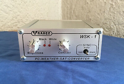 Wraase   WSK-1 PC-Weather-SAT- Converter