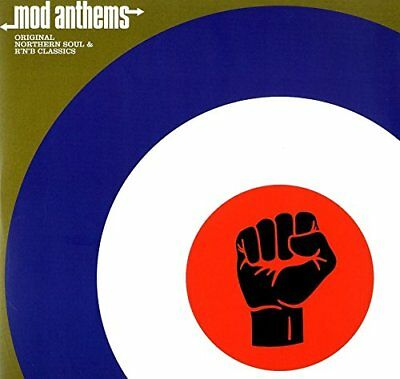 Mod Anthems VINYL 180g Double LP RECORD ORIGINAL NORTHERN SOUL R 'N' B CLASSICS