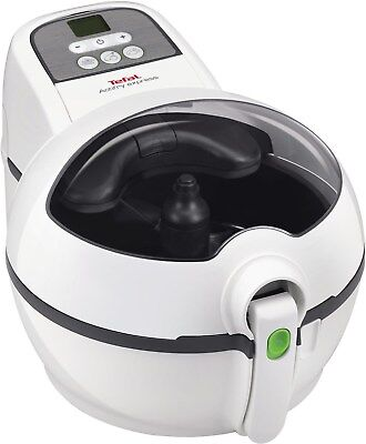 Tefal FZ751W Actifry Express Snacking - Fritteuse weiß, Heißluft