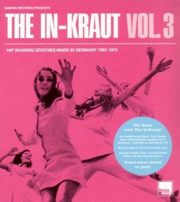 The In-Kraut Vol. 3 -  Hip Shaking Grooves Made In Germany 1967 | Various | neu