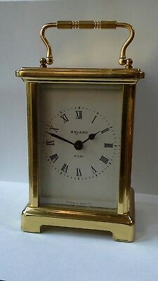 Antique carriage clock french 8 day gwo