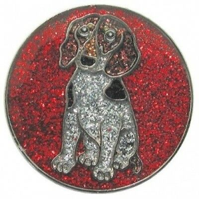 Navika Doggie Glitzy Ball Marker with Hat Clip. Navika USA Inc.. Free Delivery