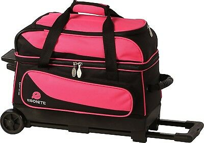 (Pink) - Ebonite Transport II Roller. Delivery is Free