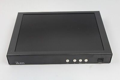 "Ikan 15"" LCD Display Panel for Teleprompter"