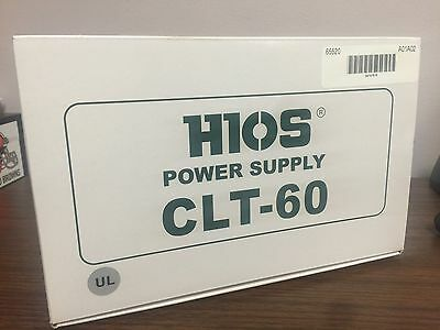 HIOS CLT-60 Electric Screwdriver Power Supply ASG JERGENS 65520