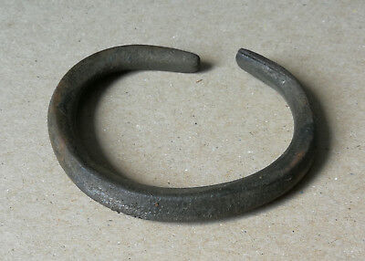 Ancient Viking bronze bracelet. REALLY RARE TYPE