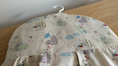 Peter Rabbit designer Nappy Stacker - a perfect companion to my Comforter!