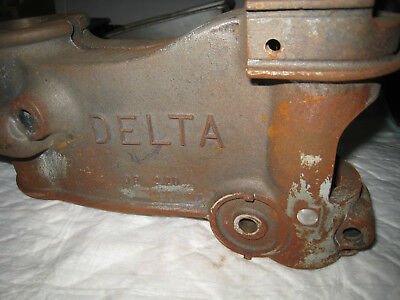 "Delta Drill Press 14""  Dp220 Head Casting Stripped"
