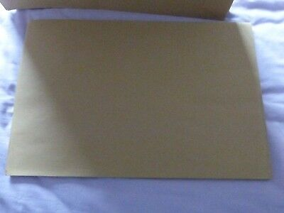 20 Brown Envelopes Measure Aprox 15 X 10 Inch