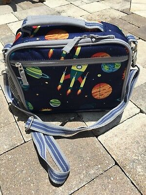 EUC Pottery Barn Kids Space Cold Pack Lunch
