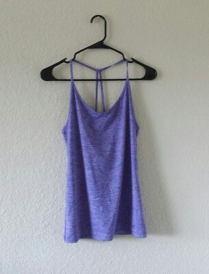 Nike Dri Fit Tank Top athletic fitness sleeveless women's size small