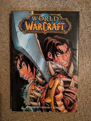 World of Warcraft Graphic Novel Volume 1 (issues 8 - 14).  Used