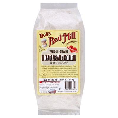 Bob's Red Mill Flour Barley Flour 20.0 OZ Pack of 3
