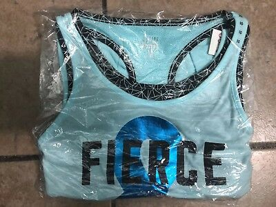 Justice Top Size 10 2fer Tank Fierce And Fast