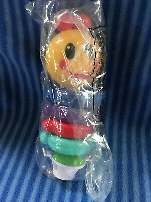 Baby Einstein Neighborhood  Symphony Jumperoo Spinning Ring Toy Replacement Part