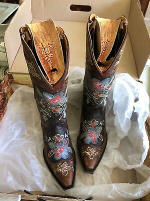 Old Gringo NEW Bonnie boots  BRAND NEW IN BOX Beautifully crafted - $499 and up
