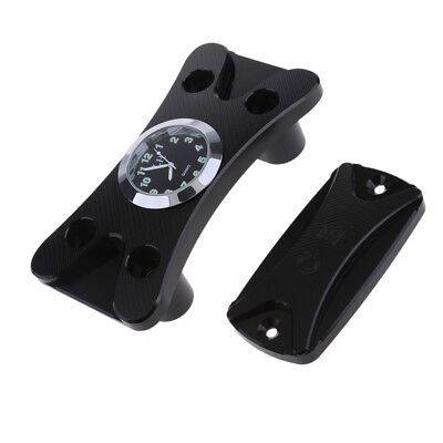 Brake Reservoir Cover with Clock Time Gauge Watch for Honda CB400 SF VTEC
