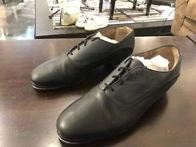 Gregory Hines GH01 Mens Tap Shoe Size 11 Discontinued & In Great Condition!