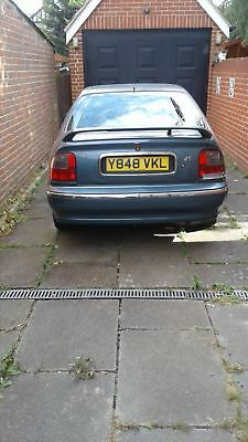 Rover 45 spares or repair starts and runs and drives very well low reserve