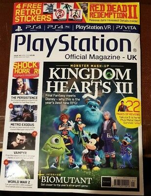Playstation Official Magazine Uk - Issue 147 2018