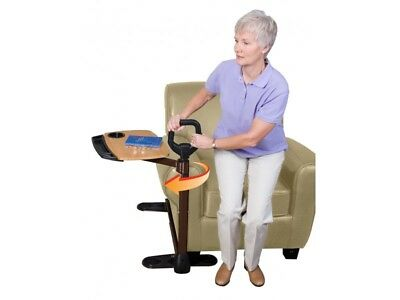 Assist-A-Tray - Swivel Tray with Standing Assist Handle- Improve Mobility