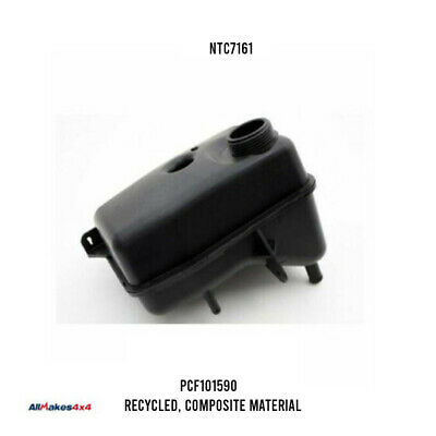 For Discovery Range Rover Coolant Recovery Expansion Overflow Tank Reservoir NEW