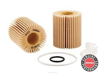 Ryco Oil Filter FOR Lexus IS C 2009-2014 IS250 C (GSE20R) Convertible R2664P