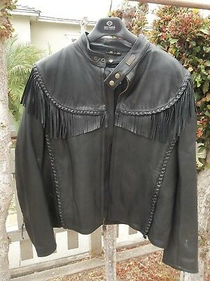 """""""willie G"""", 1993 Limited Edition Men's Leather"""