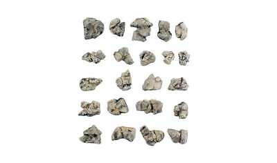 Woodland Scenics C1142 Ready Rocks Boulder Rocks Multi-Colored 724771011422