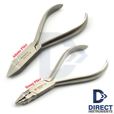 Orthodontic Young's Plier Adam's Wire Bending Loop Utility Arch Forming Pliers
