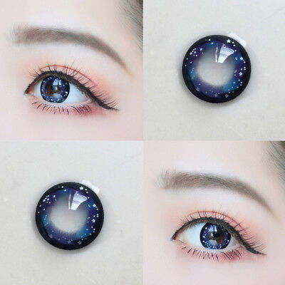 Charm Women Natural Eye Clear Color Beauty Makeup Attractive Safe Cosmetic