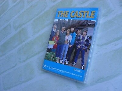 The Castle - Region 4 Pal Dvd - New Sealed